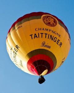 Un vin pétillant anglais pour la maison Taittinger