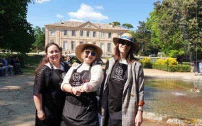 L'ISV partenaire de la balade aux Grès de Montpellier