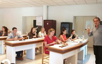 Visite au Mas de Saporta et découverte de l'AOC Languedoc