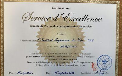 Séminaire d'étiquette à la française