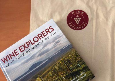 Conférence Wine Explorers