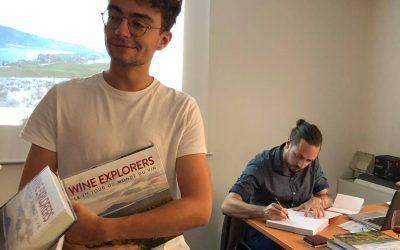 Séminaire Wine Explorers – l'oenotourisme dans le monde