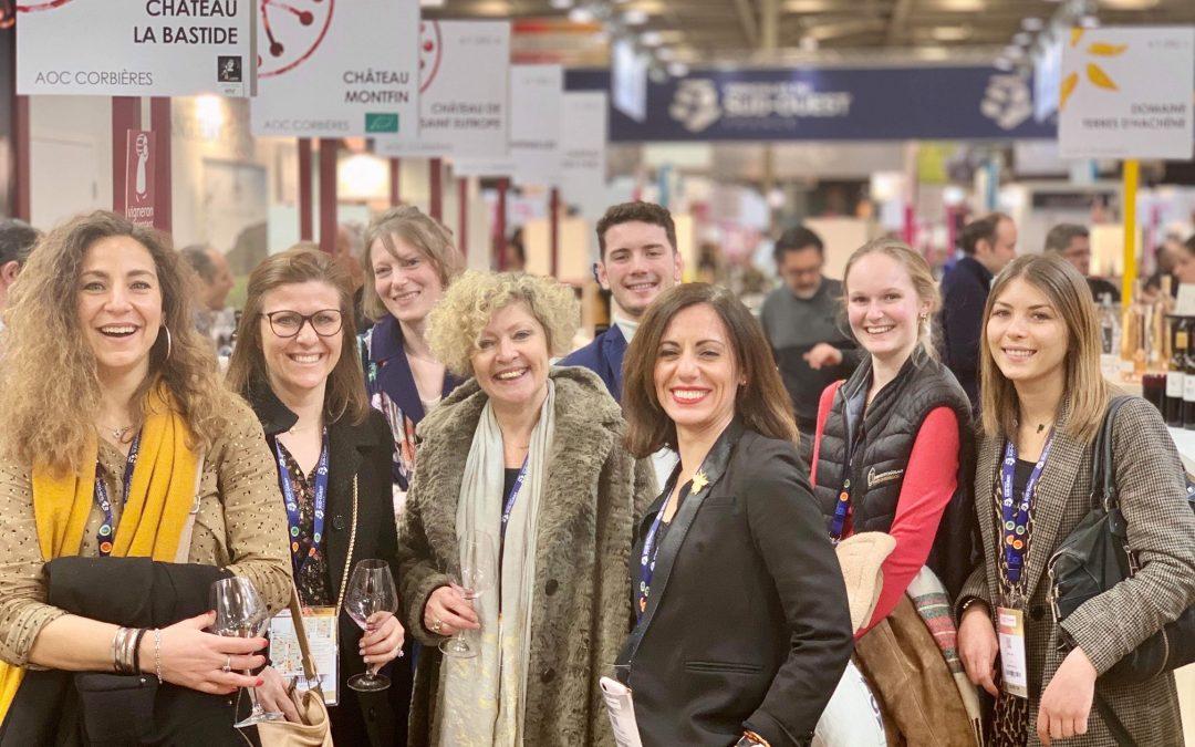 L'ISV à Wine Paris 2020
