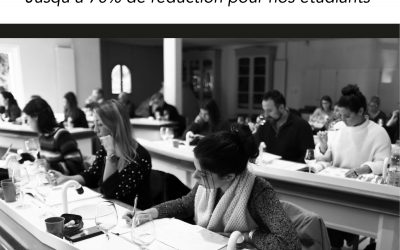 L'ISV vous propose le WSET et le Master Level Sud de France à tarifs préférentiels