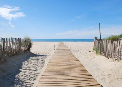 Les plages de Montpellier